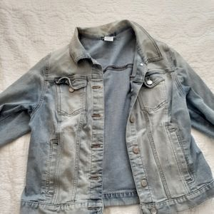 Time and Tru Jean Jacket